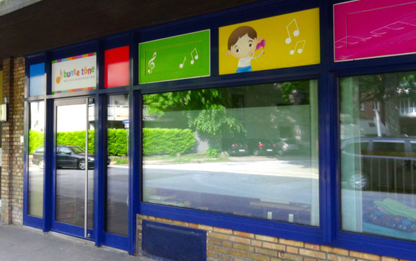 Bunte Töne Musikkindergarten - Bahrenfeld