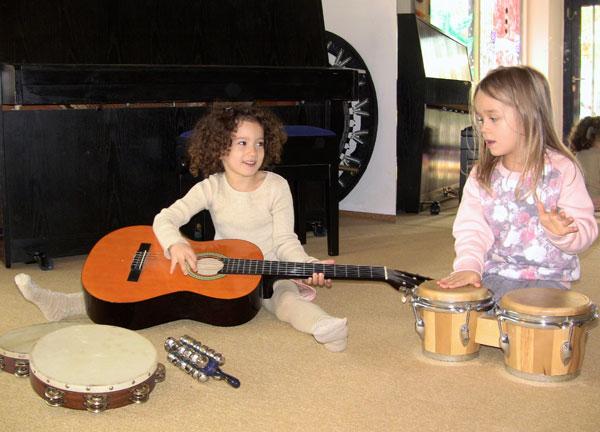 Musikalische Früherziehung